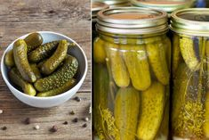 Pickles, Cucumber, Good Food, Food And Drink, Gluten, Homestead, Recipes, Diana, Canning