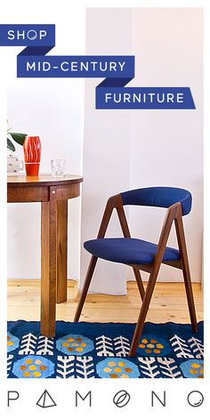 Create your own one-of-a-kind dining room from the worlds greatest selection of vintage and contemporary design. At Pamono we specialize in distinctive design objects and the stories behind them. Our passionate team scours the globe to source from established and emerging galleries and shops, makers, and designers both near and far and then delivers your purchases directly to your doorstep. 100% Insured, Global Shipping. Easy 14-Day Return Policy www.pamono.com