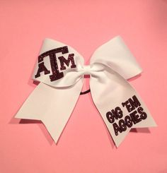 I LOVE BOWS I LOVE A&M WHAT MORE IS THERE TO LIFE