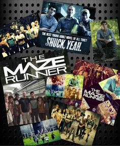 The Maze Runner - made by @Rian Anderson