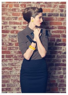 Vintage styling #frenchroll  #hair #hairstyling #fashionphotography #fashion #editorial