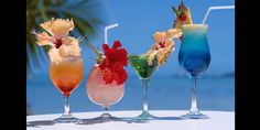 drink z palemką , bo kolorowo wakacyjnie relaksacyjnie , a płyny trzeba uzupełniać i dla odmiany od wody wieczorkiem można sobie zaszaleć :)