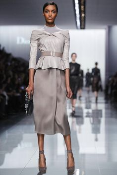 Christian Dior Fall/Winter 2012 collection.
