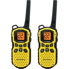 Motorola MS350R 35Mile Talkabout Waterproof 2Way Radio Pair -- Continue to the product at the image link.