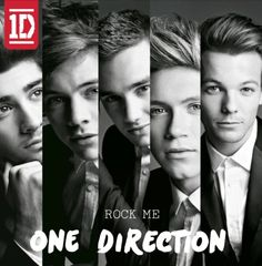 I love 1D! And the song rock me!
