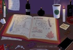 """""""Hi, and welcome to the Witchy Stuff Blog, here you'll find a mix of potions, spells and some hexes to help you in your daily life. We are a group of witches that would like to give you a helping hand while you get to know about us and our sometimes..."""