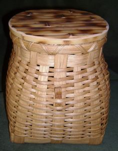 My Personal Fishing Basket Fly Tying Materials, Fly Shop, Wicker Baskets, Fly Fishing, Shopping, Fly Tying, Woven Baskets