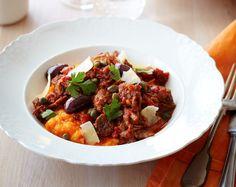 Recipe | Tender Lamb in Rich Puttanesca Sauce