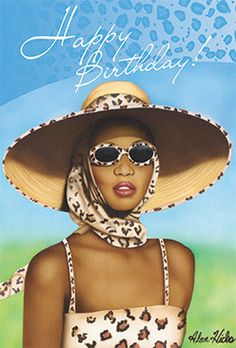 happy birthday african american woman - Google Search