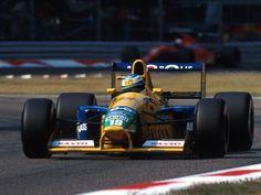 Michael Schumacher (Camel Benetton Ford), Benetton B191 - Ford HBA 5 3.5 V8, 1991