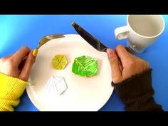 Working with origami paper reminded me of a project we did last summer. Watch this *awesome* video from Vi Hart to le. Happy October, Homeschool Math, Homeschooling, Science, Fun Math, Math Class, Blow Your Mind, Educational Videos, Teaching Math