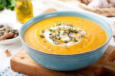 Supă marocană cu legume coapte