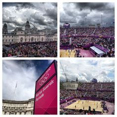 Marcus O.'s photo of London 2012 venue - Horse Guards Parade on Foursquare