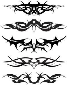 #Tattoo #TattooIdeas #TribalTattoos #TattooDesigns Tribal Back Tattoos, Tribal Tattoo Designs, Lower Back Tattoos, Tattoo Set, Arm Band Tattoo, Small Girl Tattoos, Tattoos For Guys, Tattoo Posters, Tattoo Templates