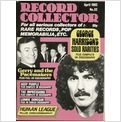 UK MAGAZINE RECORD COLLECTOR APR 1982 NO 32 Tilleys of Sheffield
