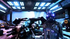 End Space VR - Gameplay Trailer 2017【PSVR, Gear VR】Orange Bridge