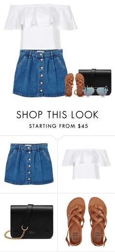 """Untitled #7744"" by fanny483 ❤ liked on Polyvore featuring MANGO, Topshop, Mulberry, Billabong and Cutler and Gross"