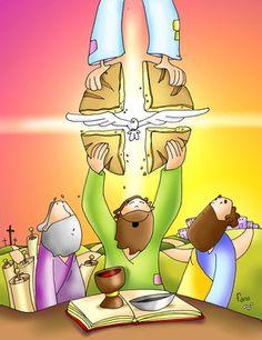 imagenes religiosas catolicas infantiles - Buscar con Google