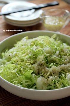 生姜たっぷり、塩だれキャベツ by にがはっぱ 平沢あや子 | レシピサイト「Nadia | ナディア」プロの料理を無料で検索