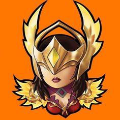 Mobile Legend Wallpaper, Digital Art Girl, Mobile Legends, Bang Bang, Avatar, Chibi, Bb, Anime, Fanart