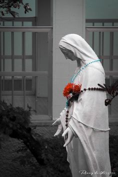 Nossa Senhora nos Jardins do Hospital de Messejana