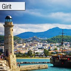 Crete Island, Greece Islands, Rethymno Crete, Nature Beach, Go Around, Crete Greece, I Want To Travel, Paris Skyline, Places To Visit