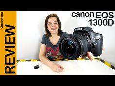 Canon EOS 1300D + Pixma 5750 review en español | 4K UHD