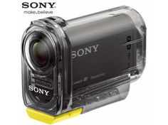 Sony Action Cam HDR-AS15 Videocámara Deportiva Full Hd y Wi-Fi