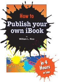 How to Publish Your Own iBook | http://paperloveanddreams.com/book/395243798/how-to-publish-your-own-ibook | Publishing your book on to iBooks is very easy and, if it�s ready to be published, (already written) you can have it submitted to iBooks in 4 hours or less using this guide. It is a lightning course on how to do just that. This book assumes you are using a Mac computer or have access to one.