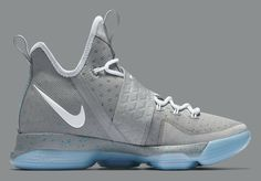 best service c5c39 3a754 The Nike LeBron 14 is releasing in a Nike Mag-inspired colorway.