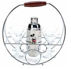 Mickey liquor set