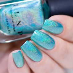 Blue holo - ILNP Aerial View