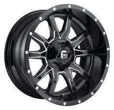 "4-New 17"" Fuel D627 Vandal Wheels 17x9 6x135/6x5.5 1 Gloss Black Milled Rims · $1,012.00 17 Inch Rims, 20 Rims, Black Rims, Black Wheels, Wheels And Tires, Car Wheels, Fuel Rims, Aftermarket Wheels, Custom Wheels"