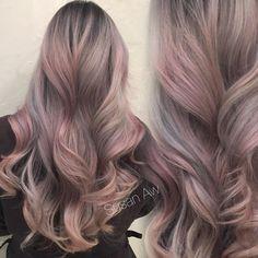 Susan Aw hair stylist. Love this shape.