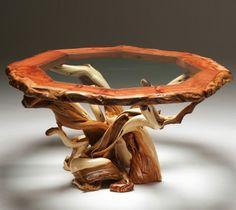 Table - Octagon Redwood & Juniper_535x600