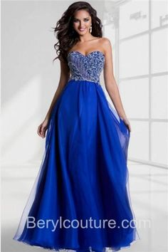 a537f07fceeff royal blue sweetheart prom dress 2018 2019