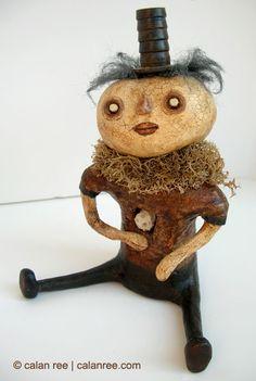 art doll by Calan Ree