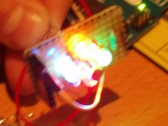 Picture of Done! Diy Arduino, Arduino Laser, Arduino Wifi, Arduino Beginner, Arduino Programming, Arduino Projects, Futuristic Technology, Cool Technology, Technology Gadgets