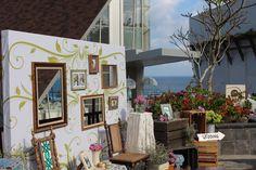 Bali wedding Ocean view - wedding decor