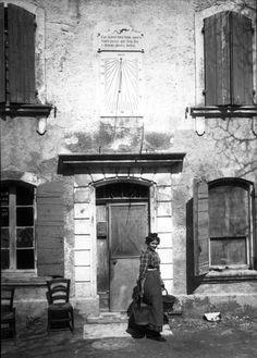 Maison de Frédéric Mistral, Maillane, 1914