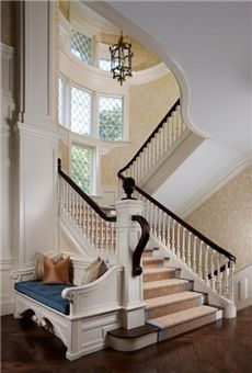 Perfect Go With A Bold Runner That Makes The Stairs POP! YES!!! | Staircase |  Pinterest | Staircases