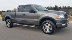 Extraordinary Ford F150 2005 Photos Gallery
