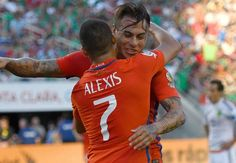 Mexico 0- 7 Chile: Vargas scores four as Copa champion eases into semis