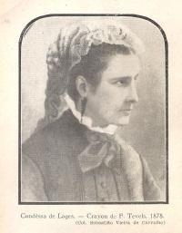 Condessa de Lages; Maria Caetana Eudoxia de Almeida Torres