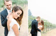 Arbor Crest Winery Wedding by Park Road Photography   Film Photography   Spokane, Washington