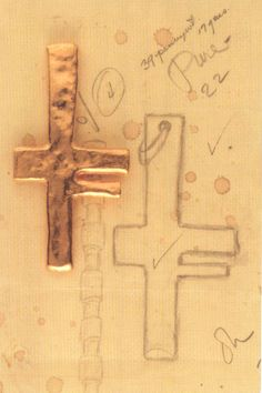 Millicent Roger's jewelry sketches, Millicent Rogers Museum, Taos, New Mexico