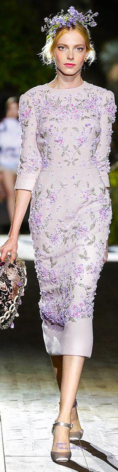 Abito di Dolce & Gabbana Alta Moda