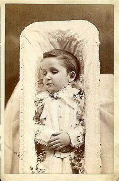 victorian post mortem photography - Google Search