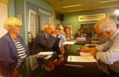 Conferenza stampa @luisacig @danielesusini @GattaraDesign