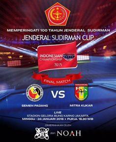 Jokowi Ajak Masyarakat Nonton Final Piala Sudirman